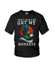 My Flying Monkey Youth T-Shirt thumbnail