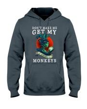 My Flying Monkey Hooded Sweatshirt thumbnail