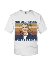 Not All Heroes Youth T-Shirt thumbnail