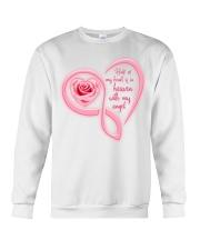 Half Of My Heart Crewneck Sweatshirt thumbnail