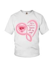 Half Of My Heart Youth T-Shirt thumbnail