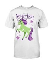 Neigh Lien Classic T-Shirt front