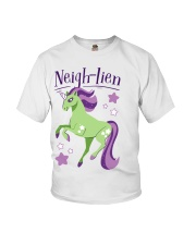Neigh Lien Youth T-Shirt thumbnail