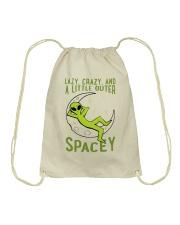 Lazy Crazy Drawstring Bag thumbnail