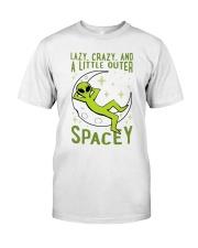 Lazy Crazy Classic T-Shirt thumbnail