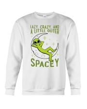 Lazy Crazy Crewneck Sweatshirt thumbnail