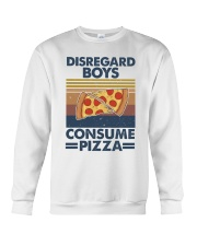Disregard Boys Crewneck Sweatshirt thumbnail