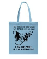 I Am His Wife Tote Bag thumbnail