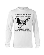 I Am His Wife Long Sleeve Tee thumbnail