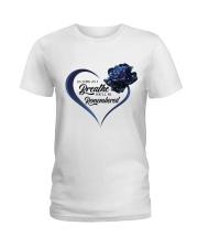 As Long As I Breath Ladies T-Shirt thumbnail