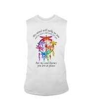My Mind Talk To You Sleeveless Tee tile