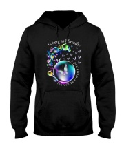 You Will Be Remembered Hooded Sweatshirt front