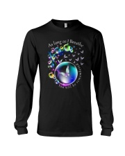 You Will Be Remembered Long Sleeve Tee thumbnail