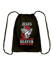 Heaven Knows My Name Drawstring Bag thumbnail