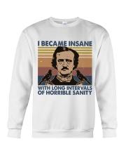 I Became Insane Crewneck Sweatshirt thumbnail