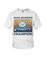 Social Distancing Youth T-Shirt tile