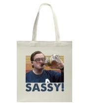 Sassy Tote Bag thumbnail