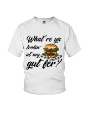 What Are Ya Lookin1 Youth T-Shirt thumbnail