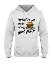 What Are Ya Lookin1 Hooded Sweatshirt thumbnail