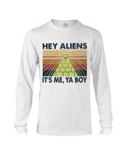 Hey Aliens Long Sleeve Tee thumbnail