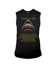 Come To The Sharkside Sleeveless Tee thumbnail