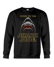 Come To The Sharkside Crewneck Sweatshirt thumbnail