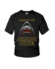Come To The Sharkside Youth T-Shirt thumbnail