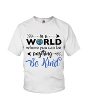 Be Anything Be Kind Youth T-Shirt thumbnail
