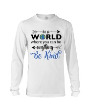 Be Anything Be Kind Long Sleeve Tee thumbnail