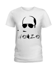 Gonzo1 Ladies T-Shirt thumbnail