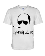 Gonzo1 V-Neck T-Shirt tile