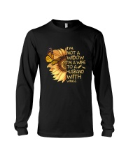 Im A Wife To A Husband With Wings Long Sleeve Tee thumbnail