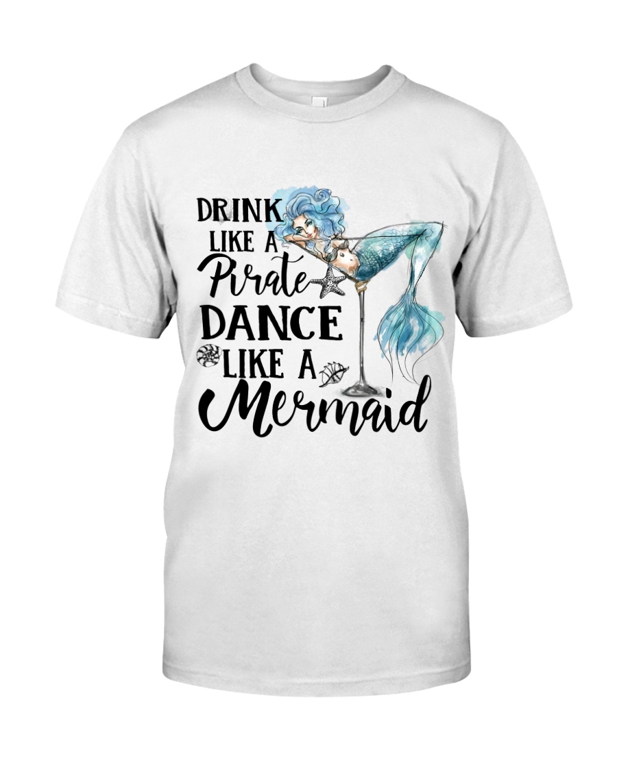 Drink Like A Pirate Classic T-Shirt