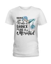 Drink Like A Pirate Ladies T-Shirt thumbnail