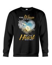 Your Wings Were Ready Crewneck Sweatshirt thumbnail