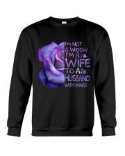 Im A Wife Crewneck Sweatshirt thumbnail