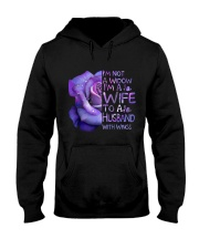Im A Wife Hooded Sweatshirt thumbnail