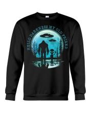 Hello Darkness My Old Friend Crewneck Sweatshirt thumbnail