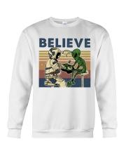 Believe In Alien Crewneck Sweatshirt thumbnail