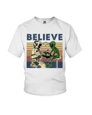Believe In Alien Youth T-Shirt thumbnail