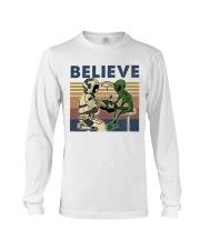 Believe In Alien Long Sleeve Tee thumbnail