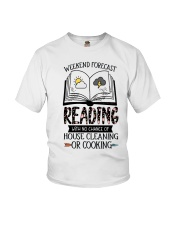 Weekend Forecast Reading Youth T-Shirt thumbnail