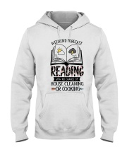 Weekend Forecast Reading Hooded Sweatshirt thumbnail