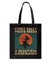 Every Salty Pirate Needs Tote Bag thumbnail