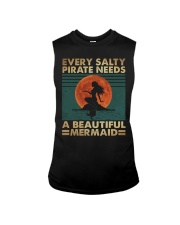 Every Salty Pirate Needs Sleeveless Tee tile