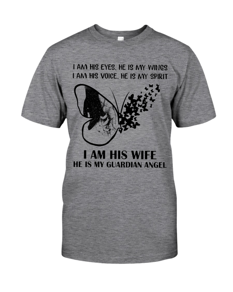 I Am His Wife Classic T-Shirt