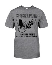 I Am His Wife Classic T-Shirt front