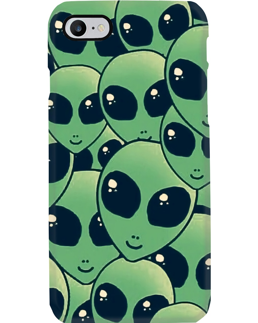 Believe Aliens Phone Case