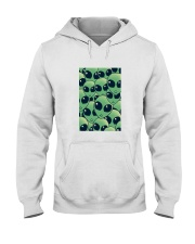 Believe Aliens Hooded Sweatshirt thumbnail