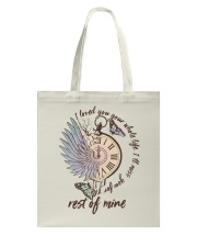 Rest Of Mine Tote Bag thumbnail